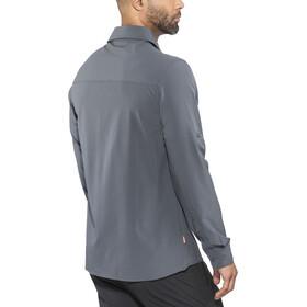 Craghoppers NosiLife Pro III Longsleeved Shirt Herren ombre blue